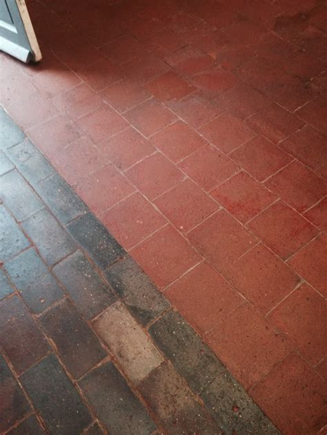 quarry floor tiles painted quarry tiles quarry tiled floors cleaning and sealing