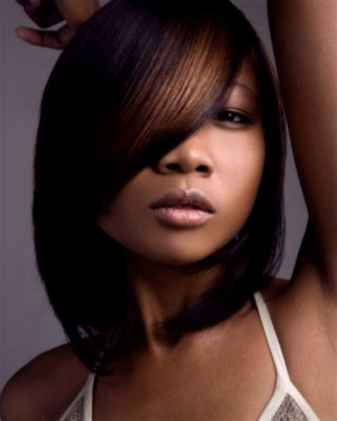 Black Hairstyles Bangs by Black Hairstyles With Bangs Beautiful Hairstyles