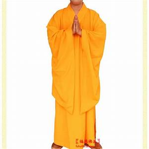 buddhist monk robes men shaolin monk robes 2016 new With robe moine bouddhiste