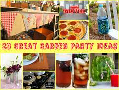 Garden Party Decoration Ideas by Redneck Party Ideas Decorations The Hippest Pics
