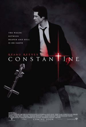 constantine dvd release date july 19 2005