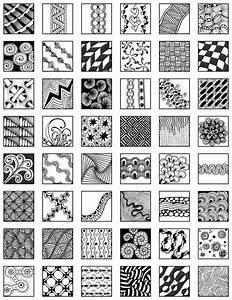 Page 30 Zentangle Patterns Free