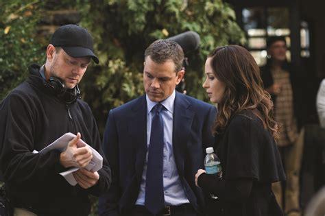 Matt Damon Interview The Adjustment Bureau, Elysium, We