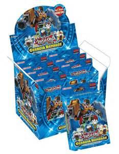 konami yu gi oh geargia rage structure deck box ebay