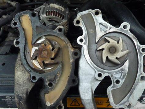 Dex Cool Leak Around The Timing Chain Cover