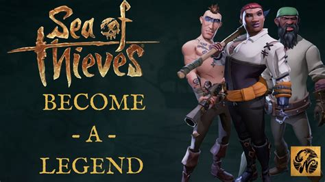 sea of thieves news becoming a pirate legend character progression and more seaofthieves