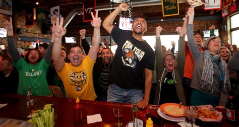 sports bars  ready  vcu fans richmond times