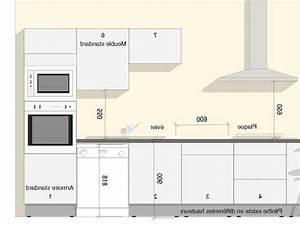 Dimension Standard Meuble Cuisine : dimension meuble cuisine amenagement meuble cuisine cbel cuisines ~ Teatrodelosmanantiales.com Idées de Décoration