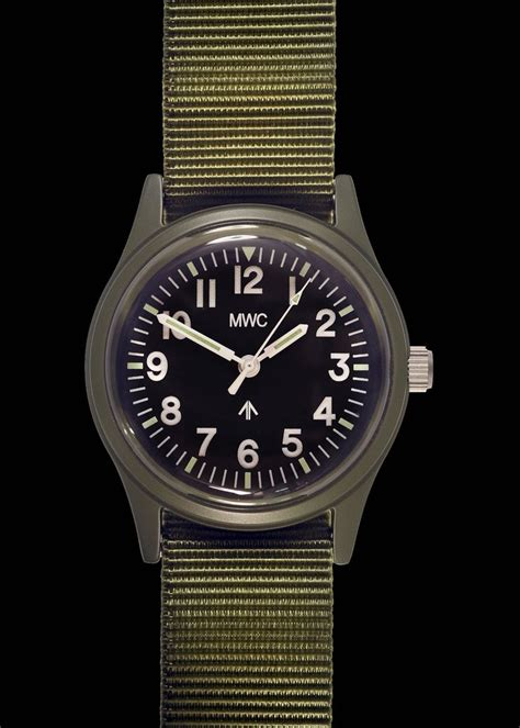 The Five Best Military Watches of the 1960s