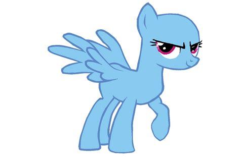My Little Pony Base Pegasus