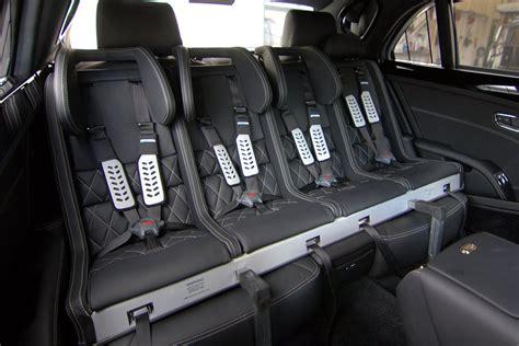Volvo Third Row Seat