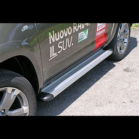 Pedane Rav4 by Rav4 2010 Pedana Alluminio S50 4 Porte