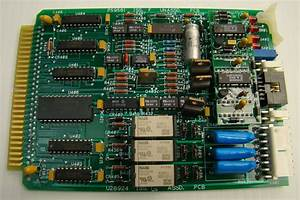Control Circuit Board P59561 Iss  F Unassd  Pcb Ppi