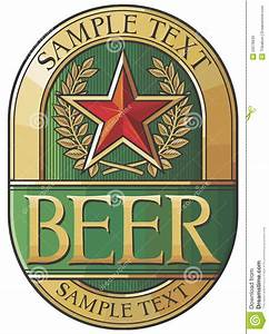 beer label design royalty free stock photo image 23578635 With free printable beer labels