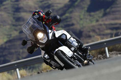 ride review ktm  super adventure asphalt rubber