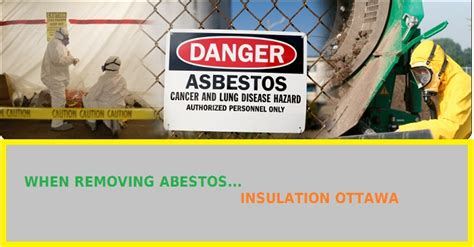 asbestos removal abatement   ottawa