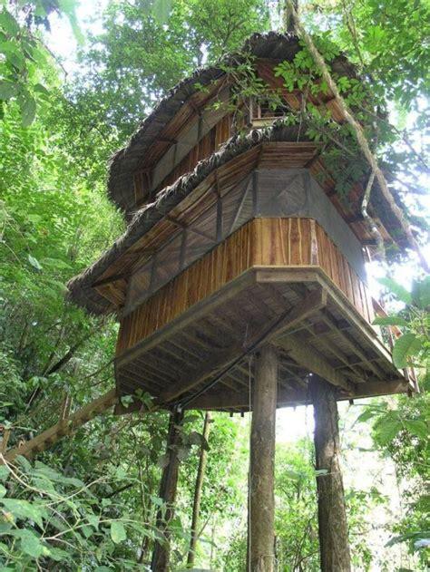 Fantastic Treehouse Village In Costa Rica (31 Pics