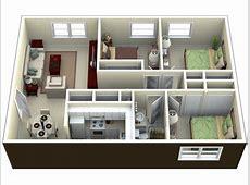 1 3 Bed Apartments Oakwood Villa Apartments