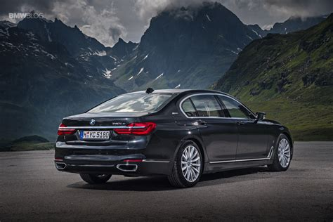 2017 Bmw 740e Xdrive Iperformance Priced At $89,100