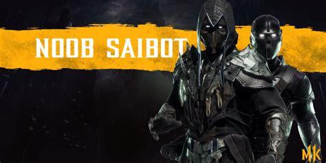 Mortal Kombat 11 Reveals Noob Saibot And First Dlc Character