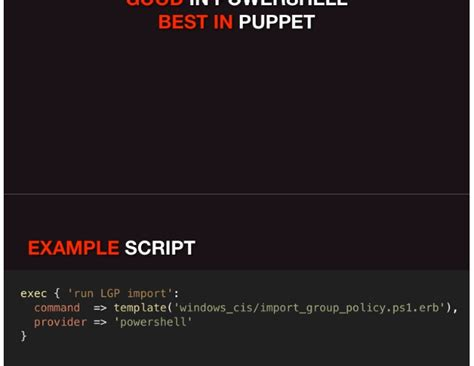 Puppet Erb Template by Puppet C Sydney 2015 Building Windows Infrastructure