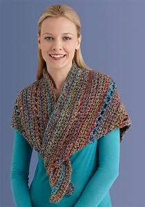 Beginner Crochet Shawl Triangle