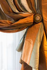 Silk Drapes and Curtains - Silk Drapery Panels - Silk