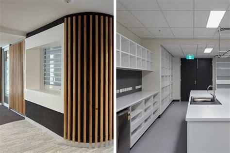 uts building 10 education project aspen interiors