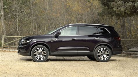 The renault koleos is a compact crossover suv which was first presented as a concept car at the geneva motor show in 2000, and then again in 2006 at the paris motor show, by the french manufacturer renault. ¿Qué coche comprar? Renault Koleos 2018