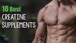 Best Creatine Monohydrate Supplements 2017