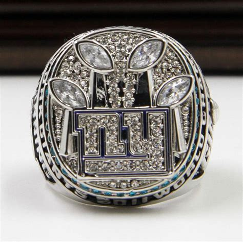 nfl 2011 bowl xlvi new york ny giants chionship