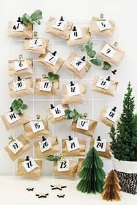 Calendrier De L Avent Pour Adulte : 39 id es de calendrier de l 39 avent diy fabriquer soi m me ~ Melissatoandfro.com Idées de Décoration
