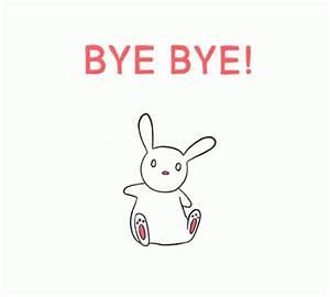 Sarah Anderson Rabbit GIF - SarahAnderson Rabbit Goodbye ...
