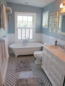 Cape Cod Bathroom Floor Tile