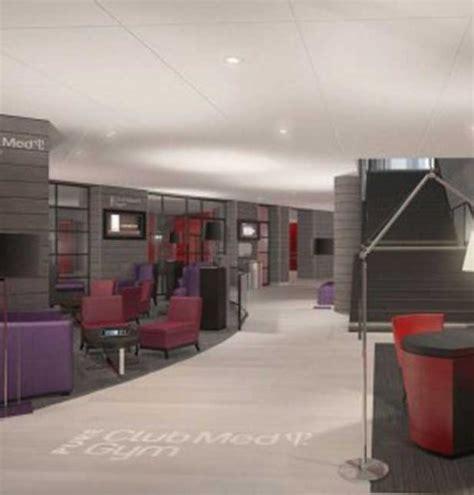 club med la nouvelle salle de sport de luxe