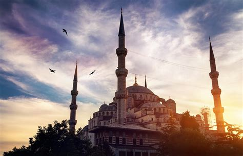 Background Mosque Wallpaper Hd by Sultan Ahmed Mosque Hd Wallpaper Background Image