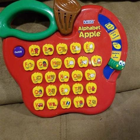find more vtech alphabet apple for at up to 90 200 | 5339f696b44fb7bca2ca9a7048373a2f