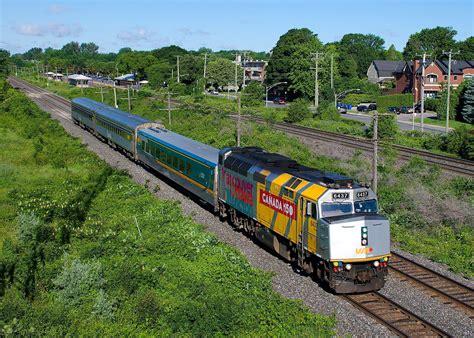 Via Rail Montreal To Halifax Train Service