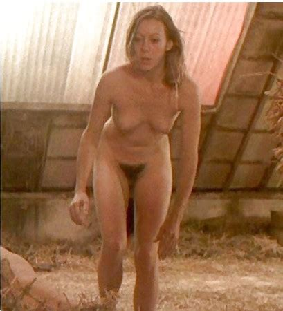 Jenny Spain  nackt