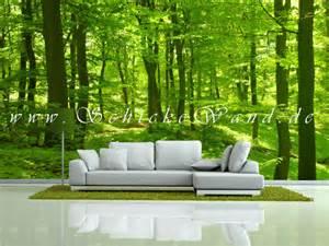 fototapete wald schlafzimmer stilvolle wanddekoration mit waldmotiv als fototapete im wohnzimmer www schickewand de