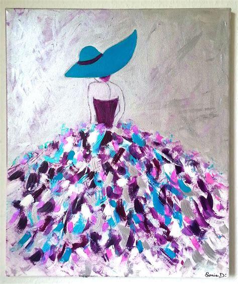 peinture a l acrylique sur toile les 25 meilleures id 233 es de la cat 233 gorie peinture acrylique sur peintures 224 l