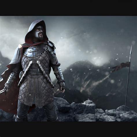 Warrior   CGTrader