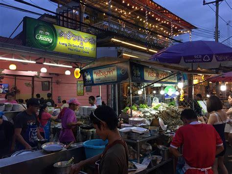 รูป ตลาดโต้รุ่งหัวหิน - Wongnai