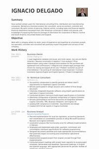 business owner resume samples visualcv resume samples With business owner resume template