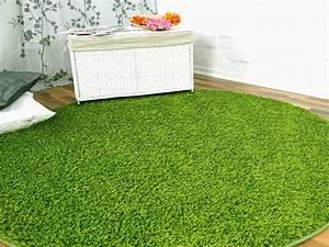 Hochflor Teppich Grün : hochflor langflor teppich shaggy nova gr n rund sonderaktion teppiche hochflor langflor ~ Markanthonyermac.com Haus und Dekorationen