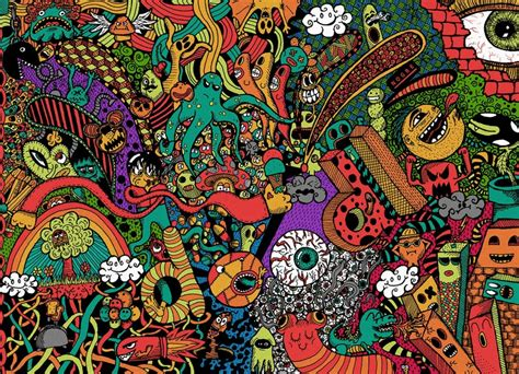 cool doodle wallpapers weneedfun