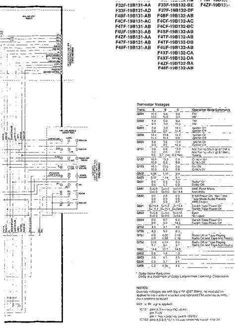 ford 6000cd sch service manual schematics