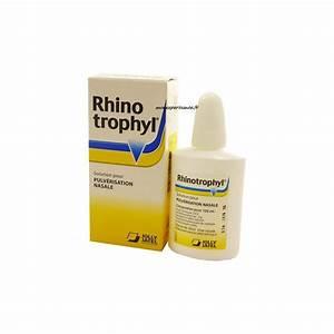 Produit Contre L Humidité : rhinotrophyl contre le rhume spray 20ml pharmacie en ligne ~ Premium-room.com Idées de Décoration