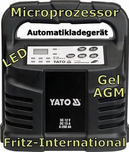 Akku Batterien Ladegerät : microprozessor automatik ladeger t 12v akkus batterien 6 ~ Jslefanu.com Haus und Dekorationen