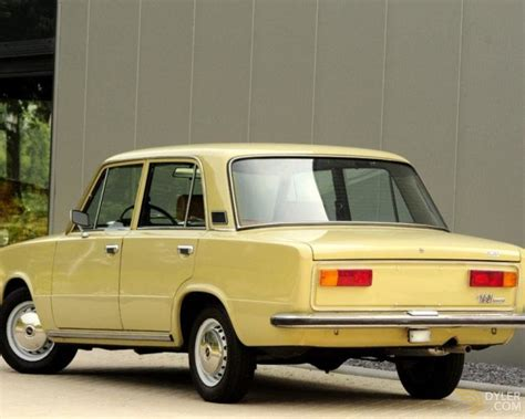 Fiat 124 Sedan by Classic 1973 Fiat 124 For Sale 10996 Dyler